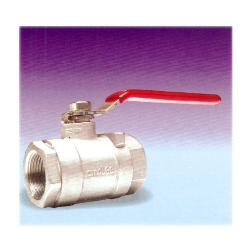 Screwed End Ball Valves- 2 PC