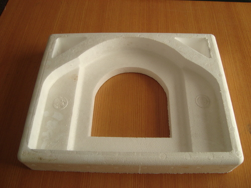 Thermocol Shape mould