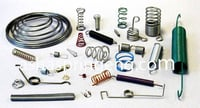 Industrial bending Springs