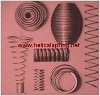 Wire Compression Broad Springs