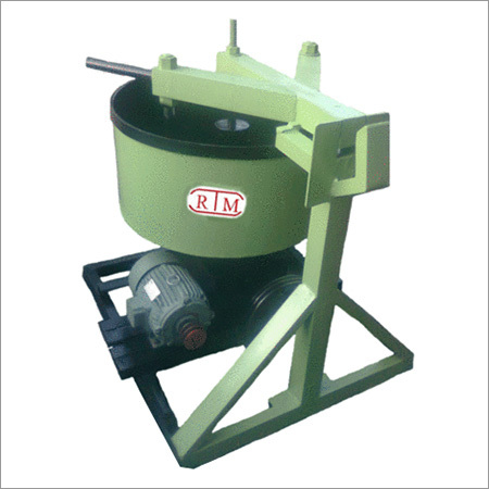 PVC Mould Pan Mixer