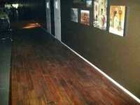 Oiled Teak Flooring
