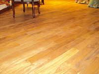Cherry Raw Flooring