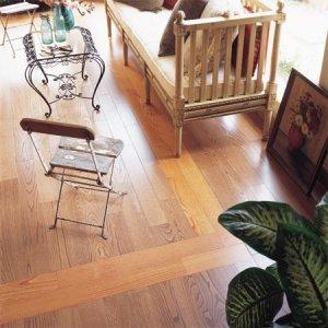 Kempas flooring