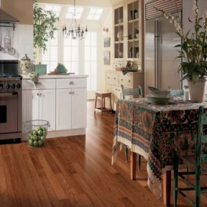 Rose Wooden Flooring