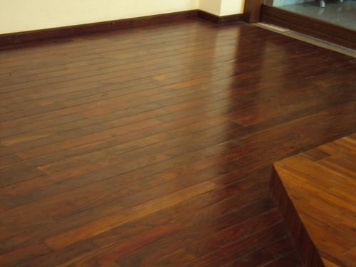 Teak Plantation Flooring