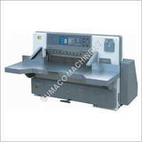 Programmatic  Paper Cutting Machine