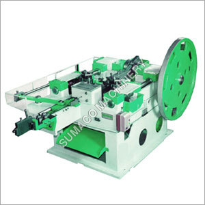 Wire Nail Making Machine