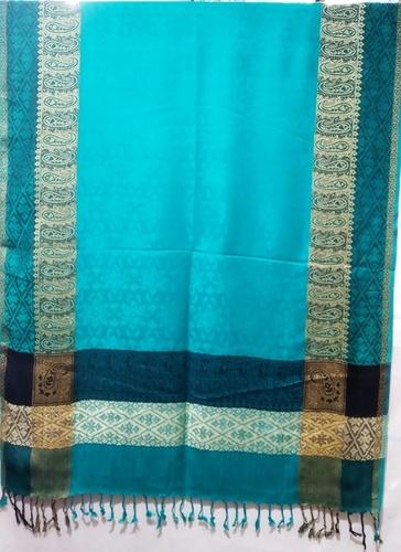 Jamawar Printed Cotton Shawls