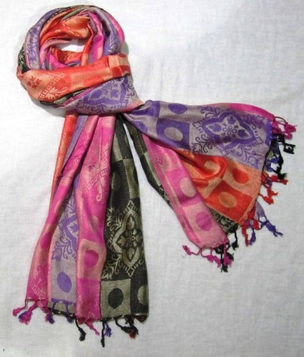 Fancy Jamawar Cotton Shawls