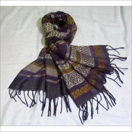 Wool Printed Fancy Shawls