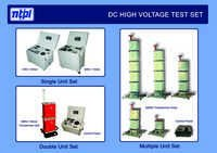 DC High Voltage Test Set