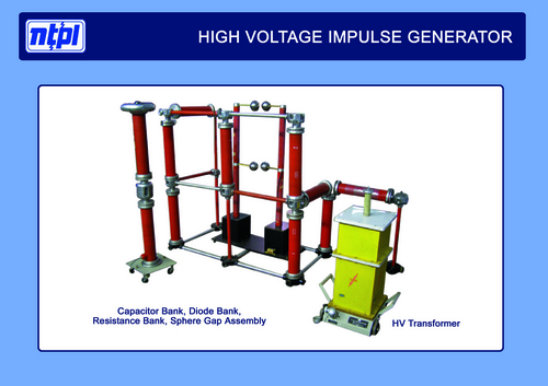 High Voltage Impulse Generator