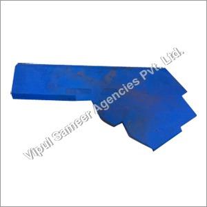 Lower Wear crusher Plate