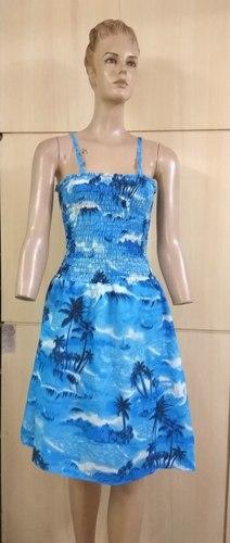 100% Polyester Beach Dress