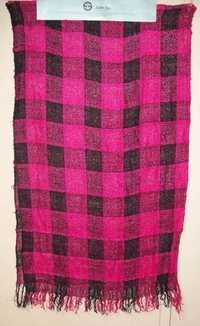 Checks Cotton Fancy Shawls