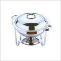 Stainless Steel Chaffing Dish With Lid Knobs