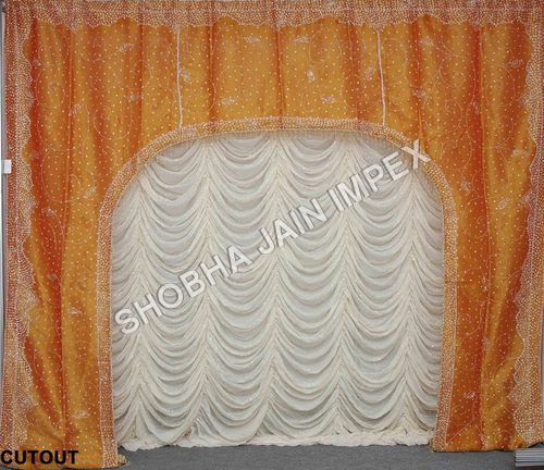 Cutout Curtain