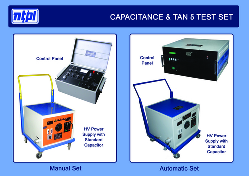 Capacitance Tan-Delta Test Set