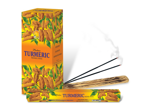 Turmeric Incense Sticks