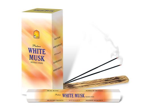 White Musk Incense Sticks