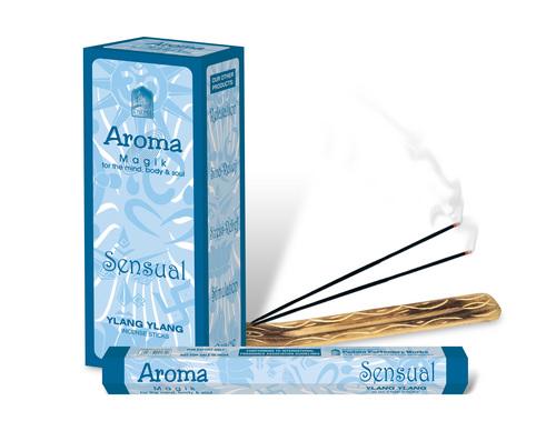 Aroma Ylang Ylang Incense Sticks