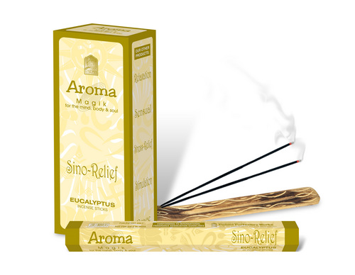 Aroma Eucalyptus Incense Sticks