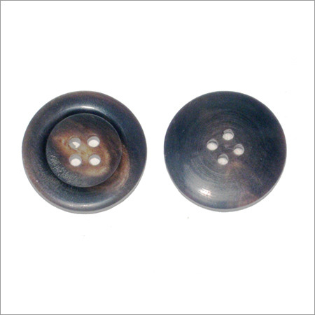 Horn Sewable Button