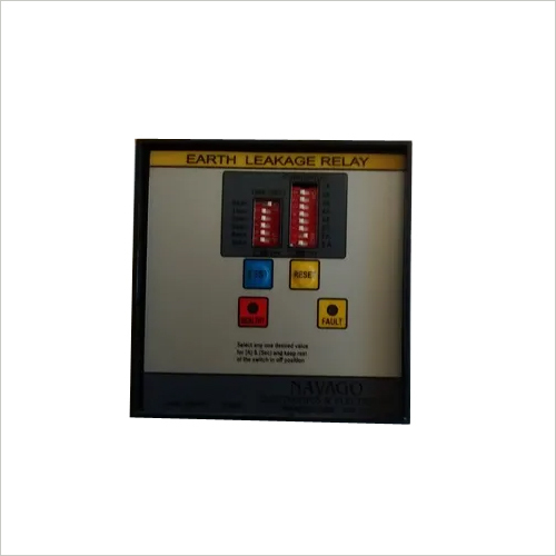 Electrical Earth Leakage Relay
