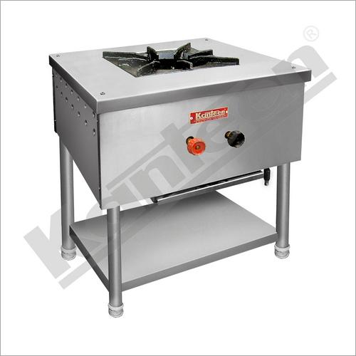 Single Unit Gas Cooking Range
