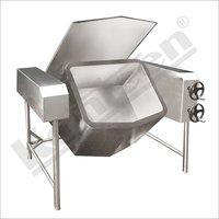 Standard Tilting Frying Bratt Pan