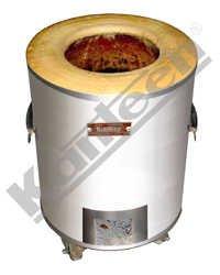 Charcoal Tandoor - Drum Tandoor