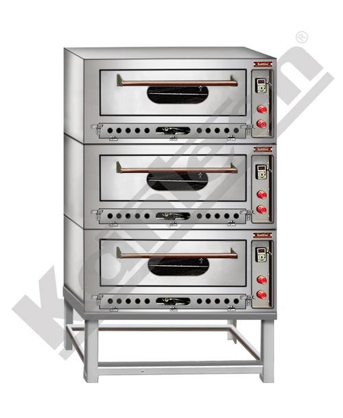 Triple Deck Baking Oven