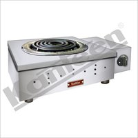 Spiral Hot Plate - Counter Top