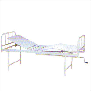 2 Section Bed