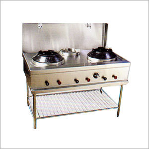 SS Chinese Cooking Ranges