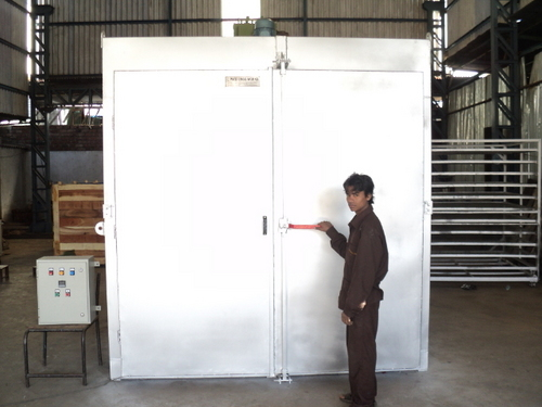 Thermic Fluid Oven