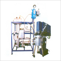 High Pressure Contra Rotary Mixer with oil Heating System