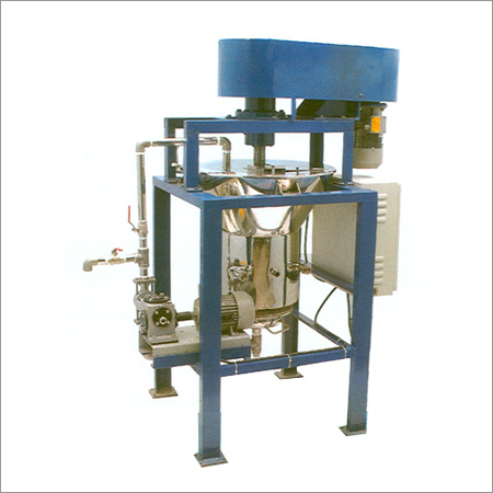 Attrition Mill Machine