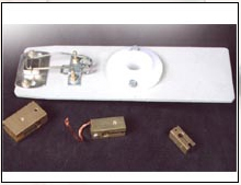 Dimmer Moving Armours Parts