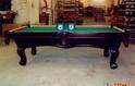 Custom American Pool Table