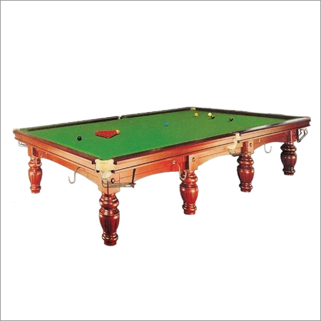 B.L.P Tournament Snooker Table (Steel Block)