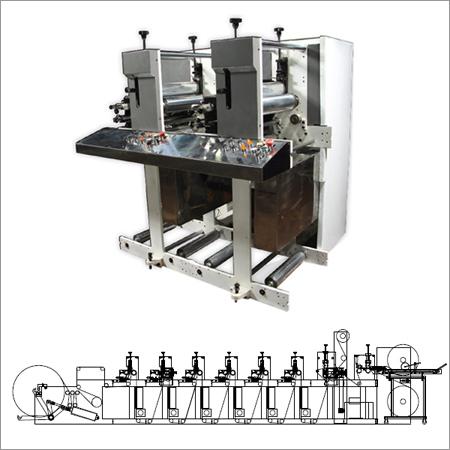 Flexo Press Machine