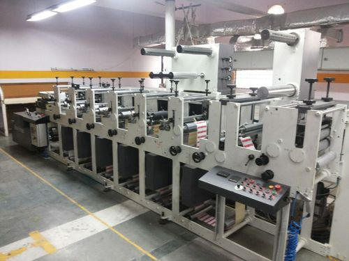 NOVAFLEX e Flexo Label Press
