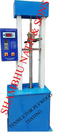 Plywood Tensile Testing Machine