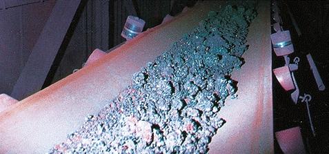High Temperature Resistant Conveyor Belt
