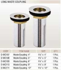 Long Waste Coupling