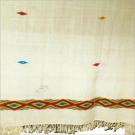 Printed Silk Shawl