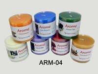 Aroma Pillar Candle