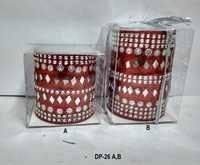 Designer Piller Candles lac
